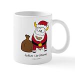 Father Christmoos Mug
