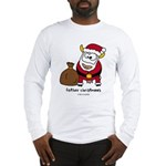 Father Christmoos Long Sleeve T-Shirt