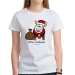 Father Christmoos Women's T-Shirt