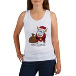 Father Christmoos Women's Tank Top