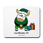Christmoos Elf Mousepad