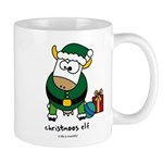 Christmoos Elf Mug