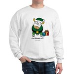 Christmoos Elf Sweatshirt