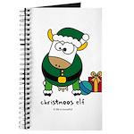 Christmoos Elf Journal