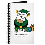 Christmoos Elf Journal