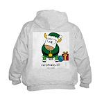 Christmoos Elf Kids Hoodie