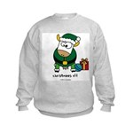 Christmoos Elf Kids Sweatshirt