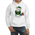 Christmoos Elf Hooded Sweatshirt