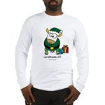 Christmoos Elf Long Sleeve T-Shirt