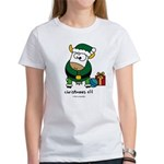 Christmoos Elf Women's T-Shirt