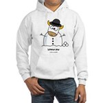 Snowcow Hooded Sweatshirt