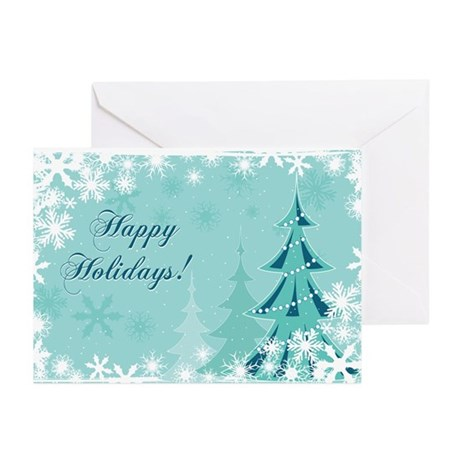 Stellar Holiday Greeting Cards (Pk of 10)
