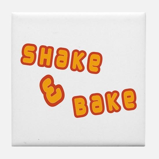 Shake & Bake Tile Coaster