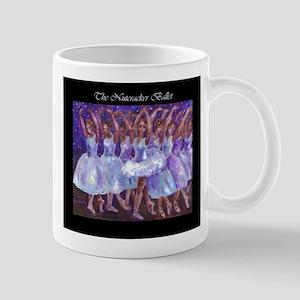 Nutcracker Snow Dance Mug
