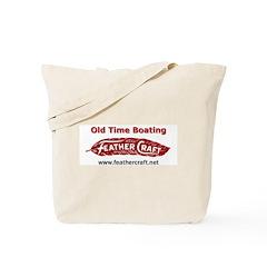 Fc Logo Old Time Boating Tote Bag