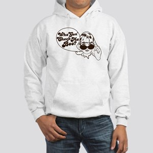 Check Me Boo Hooded Sweatshirt