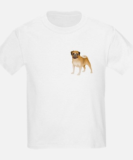 Cute Pug! Kids T-Shirt