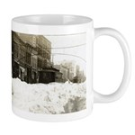 Snowed-in Front Street Mug