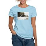 Snowed-in Front Street Women's Light T-Shirt