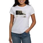 Snowed-in Front Street Women's T-Shirt