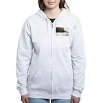 Snowed-in Front Street Women's Zip Hoodie