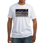 1937 Winter Carnival Ice Palace Fitted T-Shirt