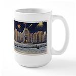 1937 Winter Carnival Ice Palace Large Mug