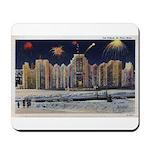 1937 Winter Carnival Ice Palace Mousepad