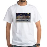 1937 Winter Carnival Ice Palace White T-Shirt