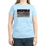 1937 Winter Carnival Ice Palace Women's Light T-Sh