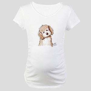 Phantom Doodle Maternity T-Shirt