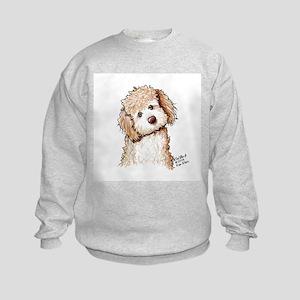 Phantom Doodle Kids Sweatshirt