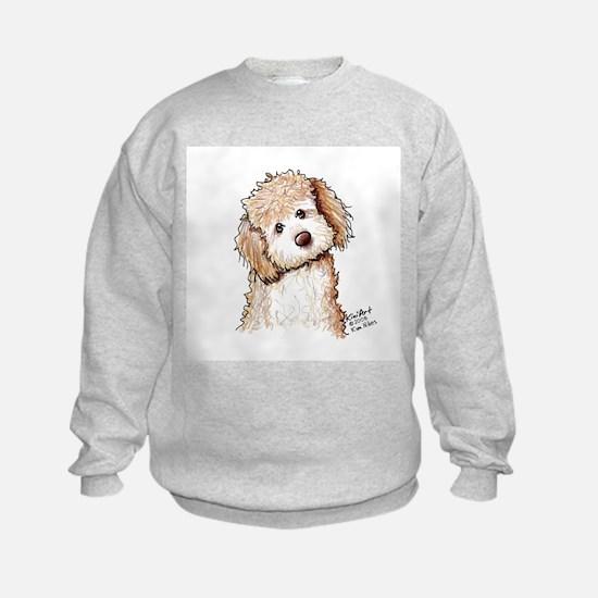 Phantom Doodle Sweatshirt