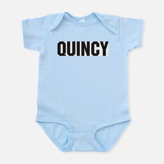 Quincy, Massachusetts Infant Creeper