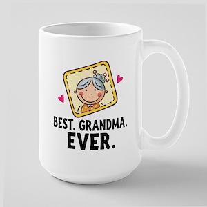 Best Grandma Ever Gift Mugs