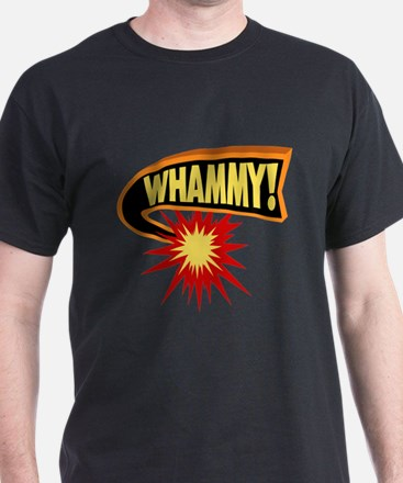 Whammy! Black T-Shirt