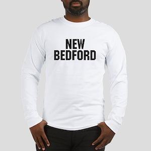 New Bedford, Massachusetts Long Sleeve T-Shirt