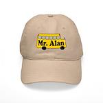 Mr Alan Baseball Cap