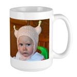 Josie Chicken Large Mug