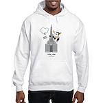 King cow Hooded Sweatshirt