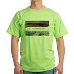Mesaba Iron Range Green T-Shirt