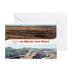 Mesaba Iron Range Greeting Card