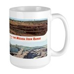 Mesaba Iron Range Large Mug