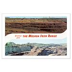Mesaba Iron Range Large Poster