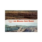 Mesaba Iron Range Rectangle Magnet (100 pack)