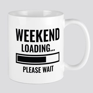 Weekend Loading Mug