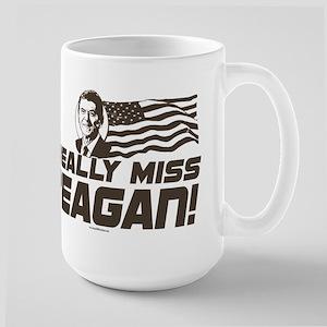 I Miss Reagan Large Mug