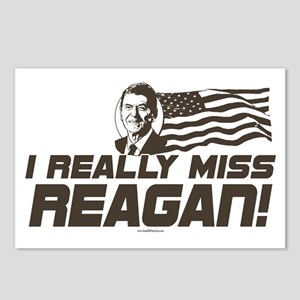 I Miss Reagan Postcards (Package of 8)
