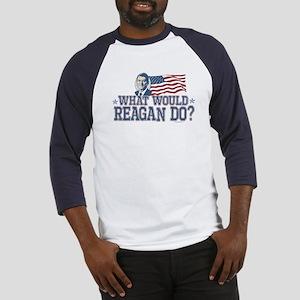 What Would Reagan Do Baseball Jersey
