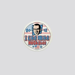 Mike Huckabee 2012 Mini Button